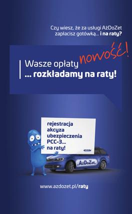 AżDoZet.pl/raty - Twoje opłaty... rozkładamy na raty!