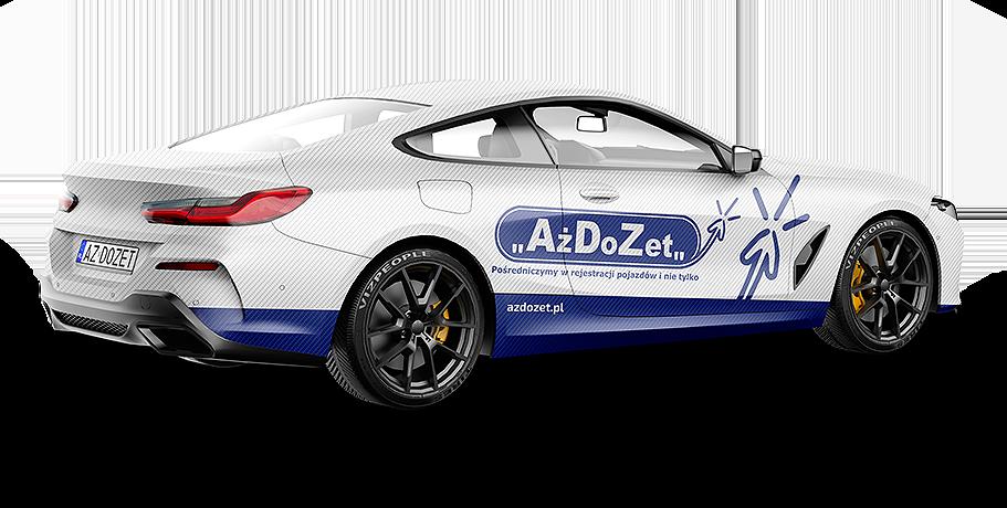 AżDoZet - pośredniczymy w rejestracji pojazdów i nie tylko